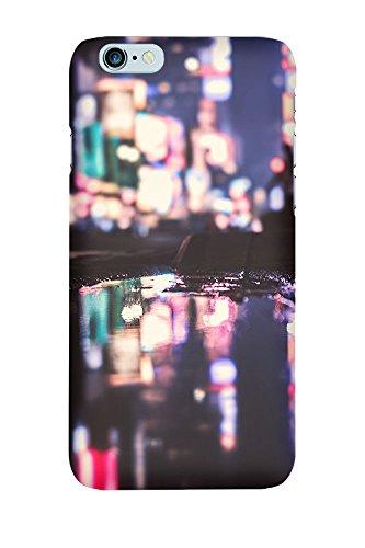 iPhone 4/4S Coque photo - Times Square en flaque d'eau