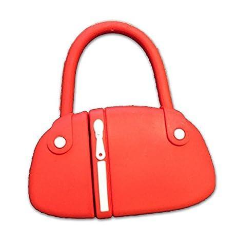 Tomax sac à main rouge comme un lecteur flash USB avec 32 Go USB flashdrive stick mémoire