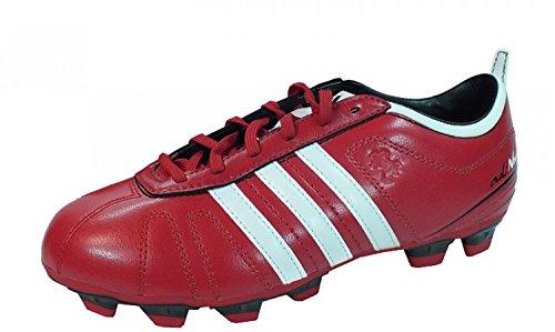 Adidas adiNova iV tRX fG chaussures de football pour enfant Rouge - Rouge