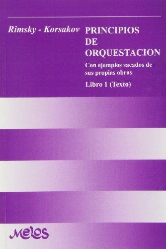 PRINCIPIO DE ORQUESTACION V.1 por Rimsky-Korsakov Nicolai