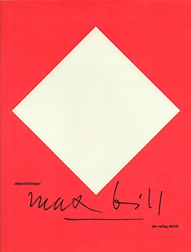 Max Bill Buch-Cover