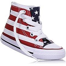 Converse Stars & Bars Hi 020820-21-3, Sneaker Unisex bambini