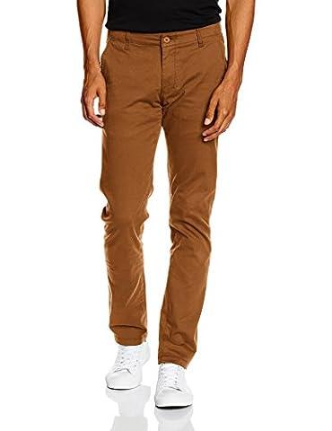 Dickies Kerman, Pantalon Homme, Marron (Brown Duck), 33W x 34L