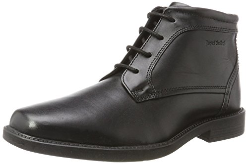 ABEL 03 Klassische Stiefel, Schwarz 100, 46 EU ()