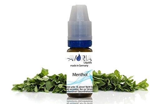 AVORIA E-LIQUID 12ml - ohne Nikotin (12ml - Menthol)