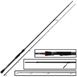 Fox Rage Prism Predator Spin Rod 270cm 10–35g–Spin Canne à pêche pour pêche avec Softbaits & wobblern prédateurs, poisson canne à pêche Zander Canne à pêche