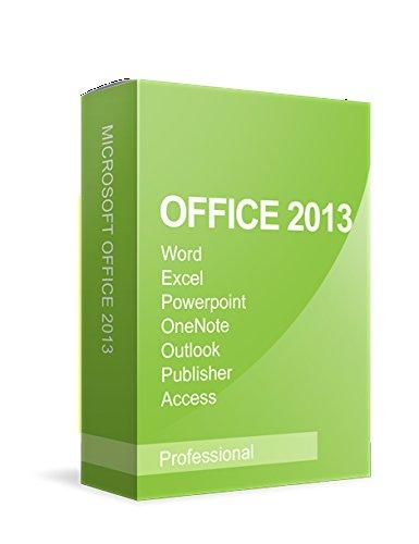 Preisvergleich Produktbild Microsoft Office 2013 Professional
