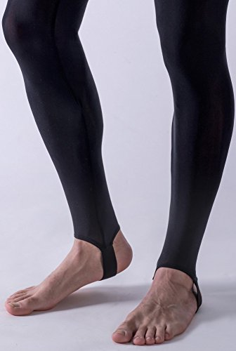 Manstore Straped Leggings M101 – schwarz - 3