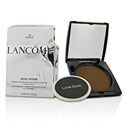 Lancome Dual Finish Multi Tasking Powder & Foundation In One - 550 Suede (C) (Box Slightly Damaged, US Version) 15.2g/0.536oz