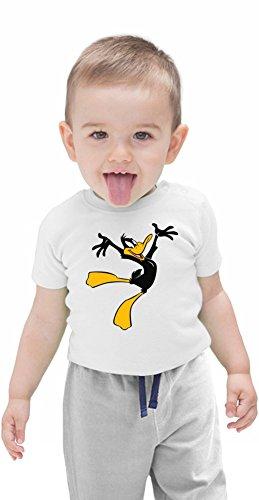 daffy duck Organic Baby T-shirt 12 - 18 Months (Daffy Duck Baby)