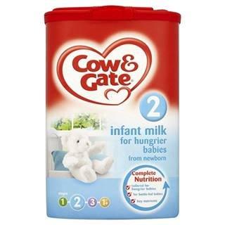 Preisvergleich Produktbild Cow & Gate Stage 2 Infant Milk For Hungrier Babies From Newborn 900G