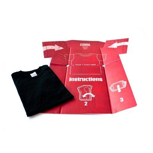 Red Bekleidung Erwachsene Tee (SUCK UK T-Shirt-Falter)
