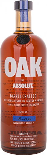 Absolut Oak Barrel Crafted (1 x 1 l)