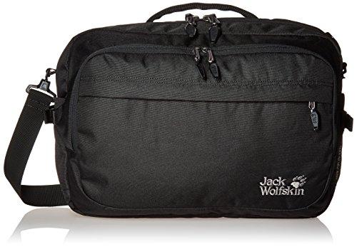 Jack Wolfskin Jack.Pot De Luxe Bag Borsa a tracolla 43 cm compartimente portatile Laptop Black