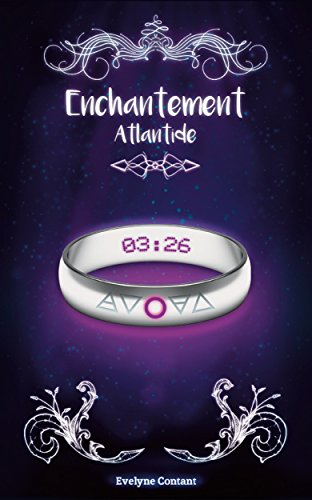 Atlantide (Enchantement t. 2) par Evelyne Contant