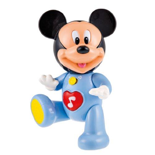 Clementoni 14895 - Baby Mickey Muovi e Impara, Età +10 Mesi