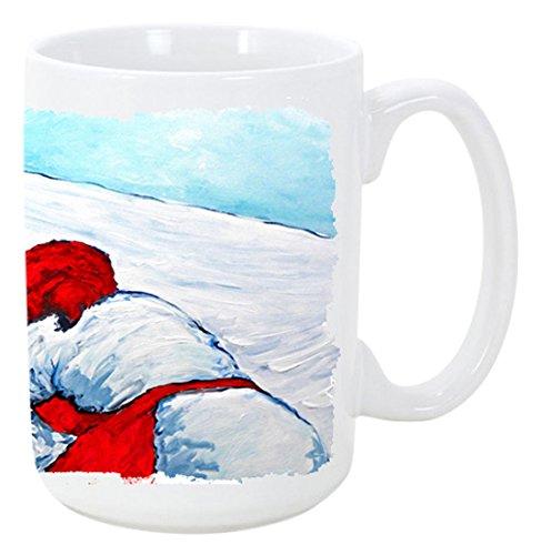 MUSS Montag Kaffee Tasse 15Oz mw1090cm15 (New Orleans Kaffee-tasse)