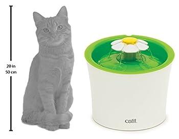 Catit Senses 2.0 Fontaine à Fleur pour Chat
