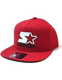 Starter Ace V2 Snapback Cap - Red