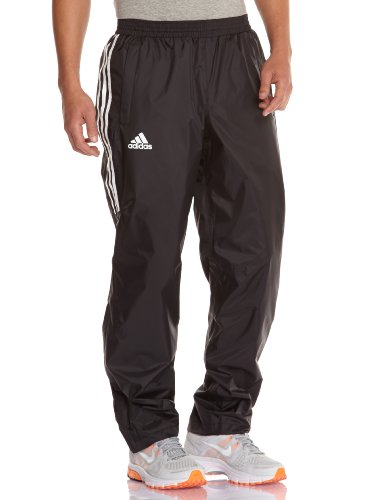 adidas Herren Trainingshose T12 Rain Pants, Black, 12, X11687