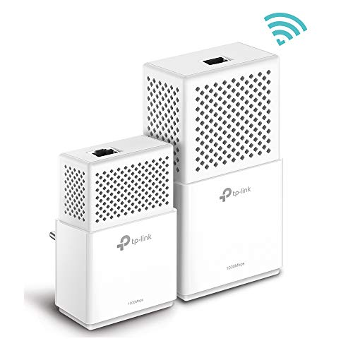 TP-Link TL-WPA7510 - KIT Adaptadores Powerline Gigabit