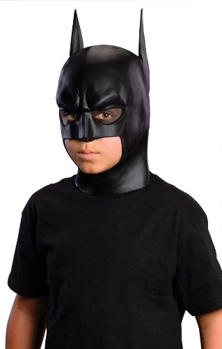 Rubie 's Costume Co Batman: The Dark Knight Rises: Batman Full Maske, Kind Größe ()