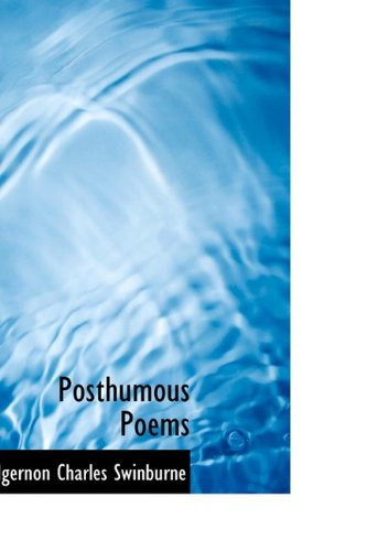 Posthumous Poems