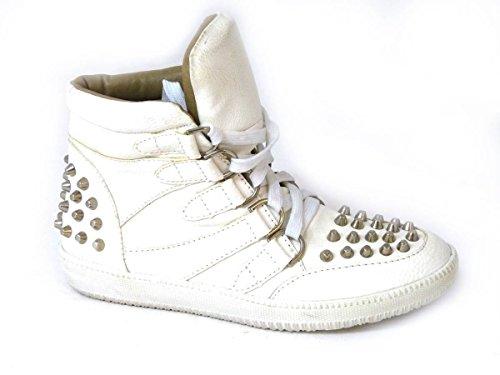 SKO'S , Baskets mode pour femme White (8535-1)