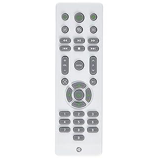 Gioteck MC1 White Media Remote Control - Xbox One S (Xbox One)