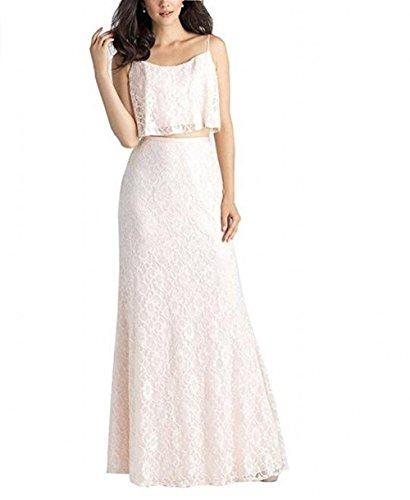 Leader of the Beauty Damen Kleid Hellrosa