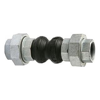 Atusa Kupplung Gummi Vibration Gewinde F/F–DN 20–L. 165