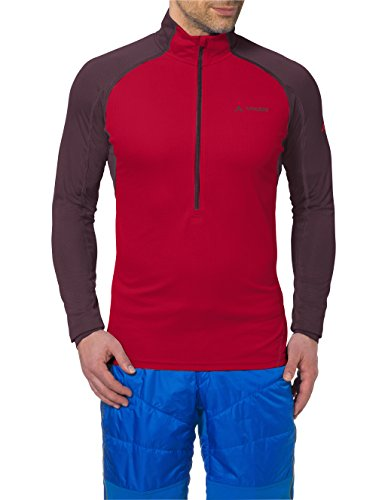VAUDE Herren La Luette T-Shirt indian red/Raisin