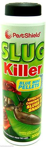 pest-shield-trappola-killer-slug-lumaca-mini-pellet-blu-giardino-antiparassitari-nuovo