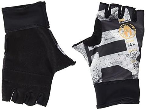 Reebok Boys' Spartan Gloves, Black/Negro, Medium