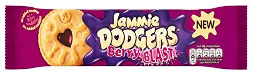 Jammie Dodgers Berry Blast