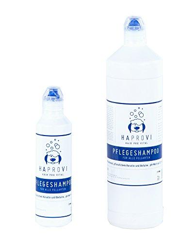 3 Protein Conditioner (HAPROVI Pflegeshampoo/Hundeshampoo für alle Fellarten 1000 ml)