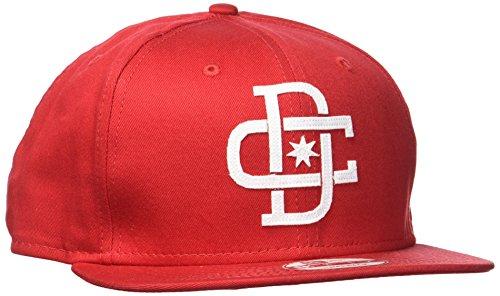 dc-shoes-rd-union-snap-gorra-para-hombre-color-rojo-talla-unica