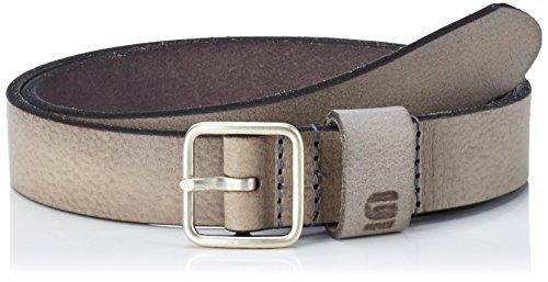 G-STAR RAW Bryn Belt Wmn, Cintura Donna, Grey/Antic Silver 6356, 75 (Taglia Produttore 75)