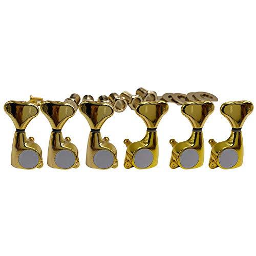 Stimmwirbel Keys, Ersatzstift aus Zinklegierung hartvergoldet, robust