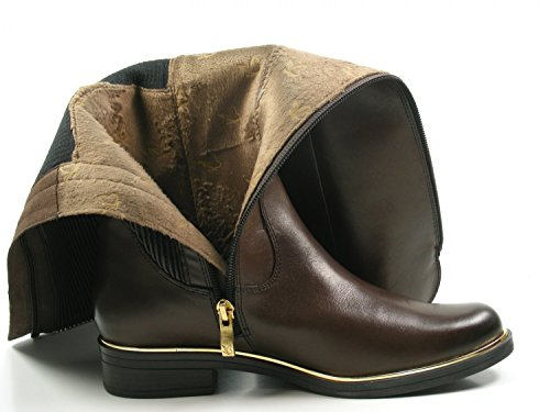 Caprice 9-25515-29 Bottes en cuir femmes Braun