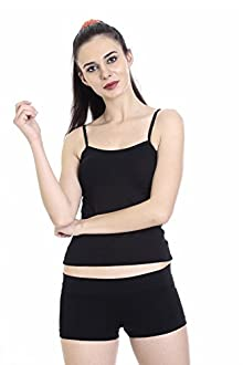 Goldstroms Soft Fabric Camisole with Adjustable Strap (Medium a97e752a7