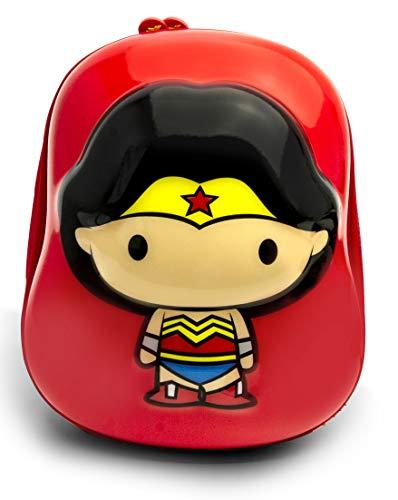 Ridaz DC Liga Justicia Wonder Woman Kids Mochila niños