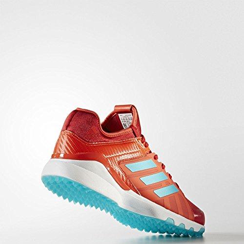 adidas Chaussures de Sport New Lux Mens Chaussures de Sport Rouge Rouge