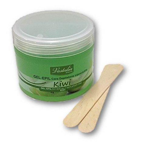Wax Warm Cera depilatoria Gel 450g lata para calentador de cera depilación Íntima Rango