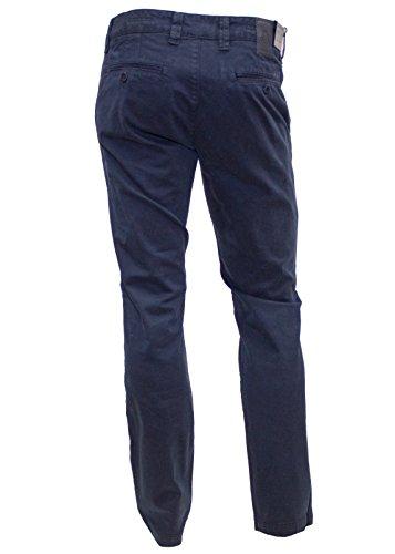 ALBERTO Garment Dyed Pima Cotton Chino Modell Lou, Slim Fit navy (navy 899)  ...
