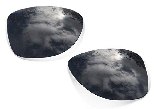 sunglasses restorer Kompatibel Ersatzgläser für Oakley Dispatch 2 (Polarized Black Iridium Gläser)