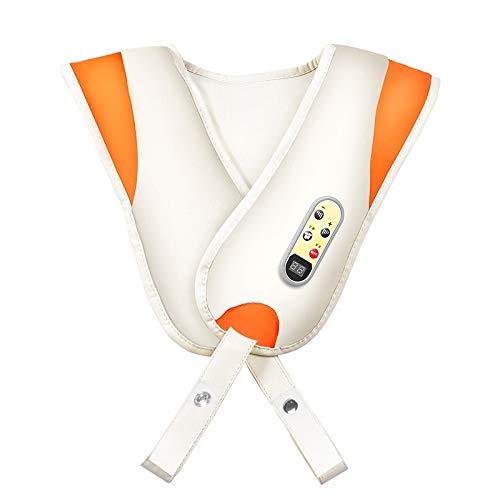 RMXMY Massager Portable Massager Electric Knock Kneten Zervikale Massage Schal für Männer und Frauen Hals und Schultern