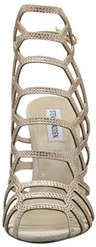 Steve Madden Slithr-r-Kleid Sandale Blush Multi