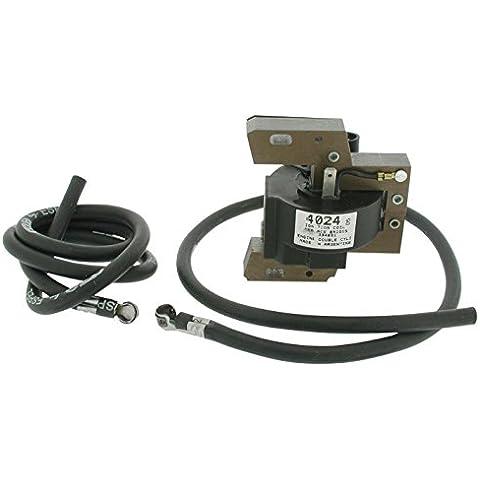 Greenstar 28434 - Bobina de encendido electrónico para briggs / stratton dos cilindros / horizontal / vertical