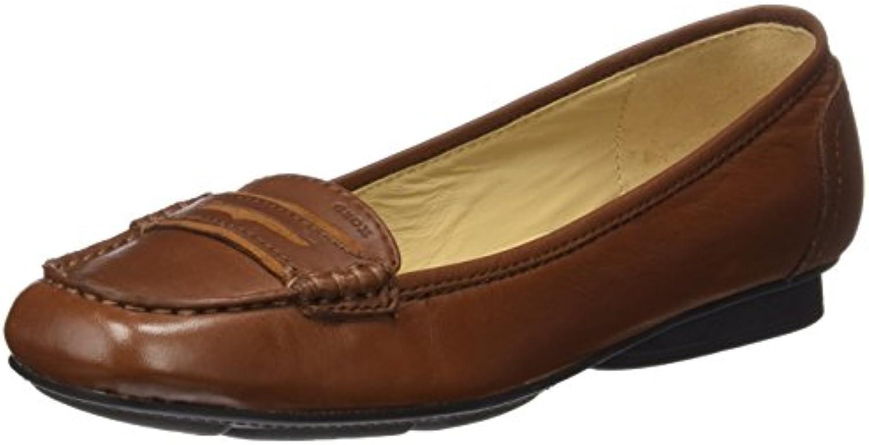 Geox Damen Stefany Loafer 2018 Letztes Modell  Mode Schuhe Billig Online-Verkauf